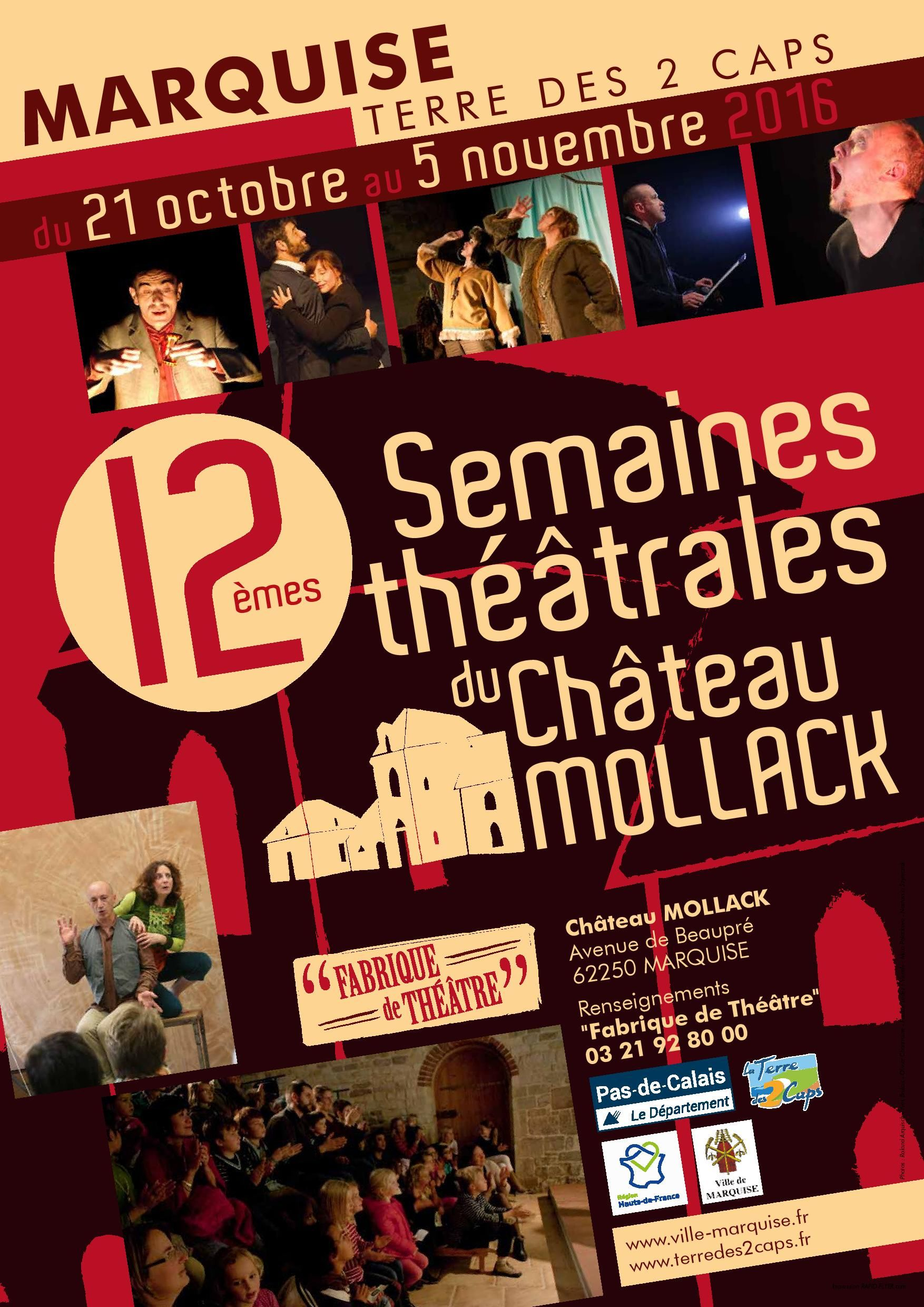 spectacle enfant octobre 2016