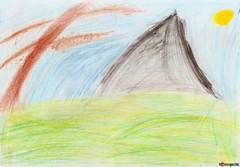 Free picture (Children's drawing Camping) from https://torange.biz/childrens-drawing-camping-42729